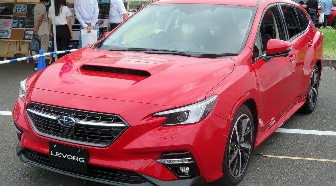 Subaru WRX Wagon May Return, But Only In Australia
