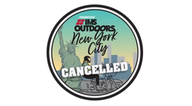 2021 Progressive IMS Outdoors Cancels New York City Event