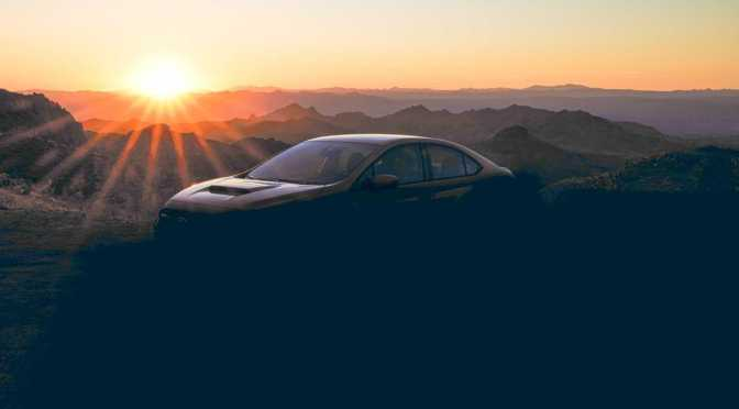 As New York Auto Show Reveals Go Online, Where's the WRX?