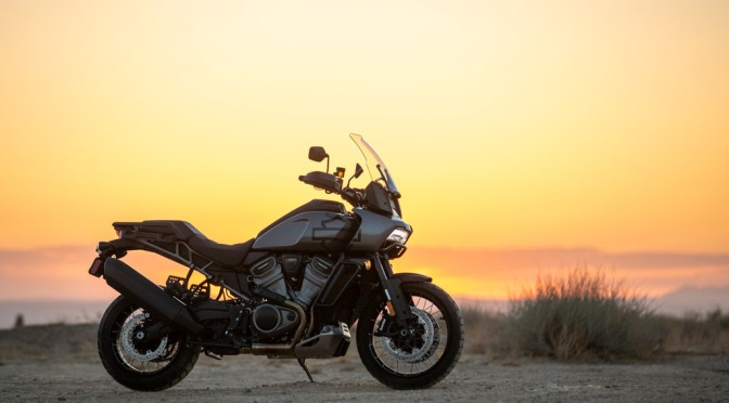 Harley-Davidson Claims Pan America Is the Best Selling ADV Bike in North America