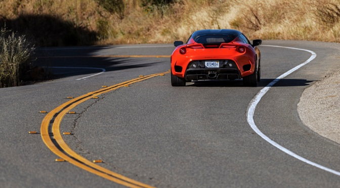 Lotus Goes Large On Electric