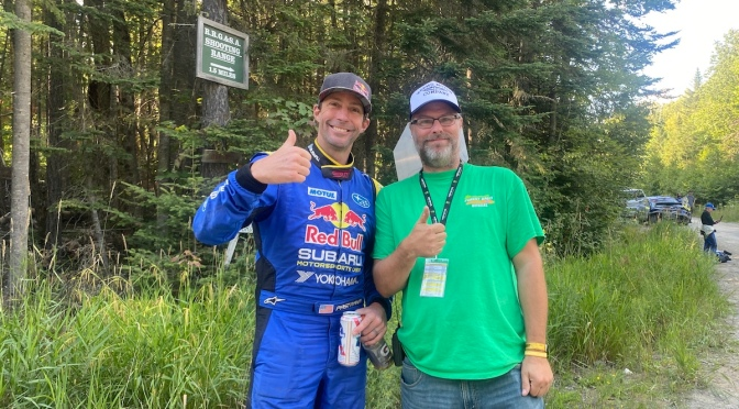 Behind the Scenes of the New England Forest Rally