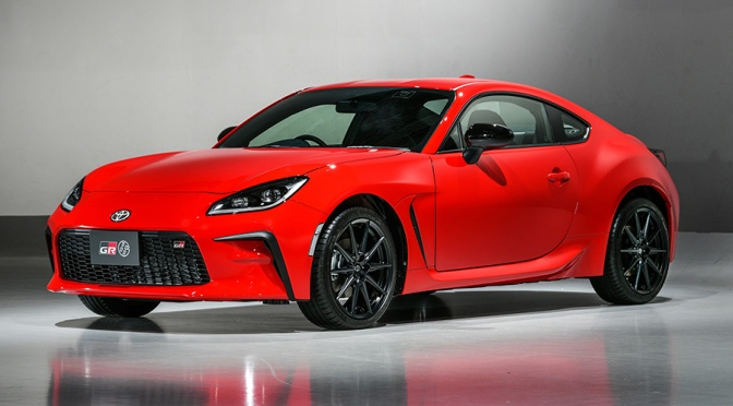 Toyota and Subaru Got the new 86 and BRZ Right