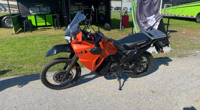 Quick Spin: 2022 Kawasaki KLR650