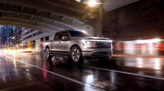 Ford Boosts F-150 Lightning Production Before It Even Begins
