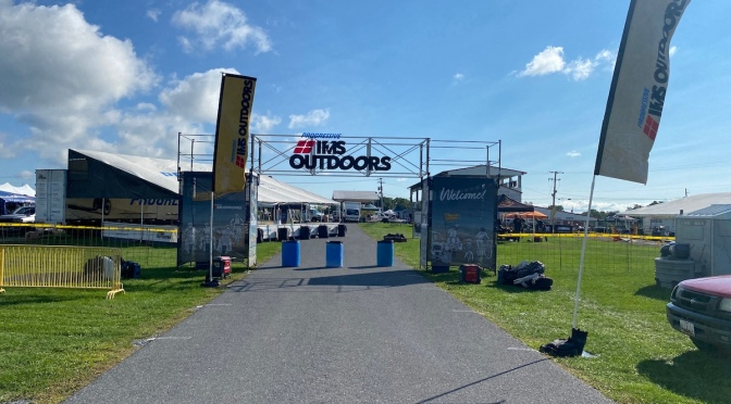 We're at IMS Outdoors Pennsylvania