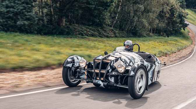 There Will Be Another Morgan 3 Wheeler
