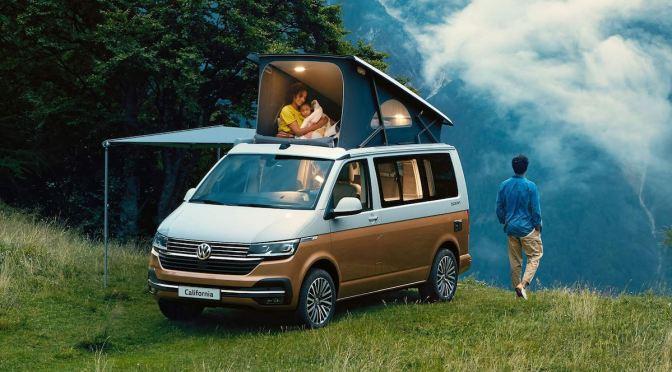 Why Volkswagen Won't Bring Us Camper Vans